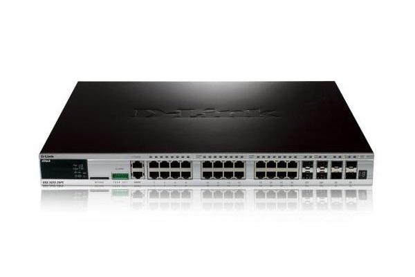 D-LINK - DL DGS-3420-28PC
