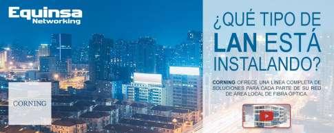 ¿Qué tipo de LAN está INSTALANDO?