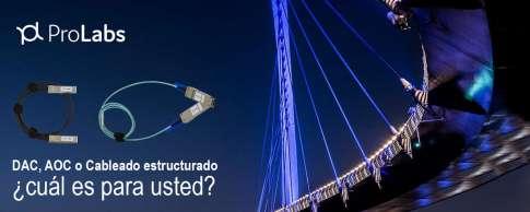 DAC, AOC o Cableado estructurado